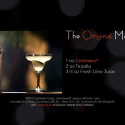 The original Margarita story - by Cointreau staring Dita Von Teese